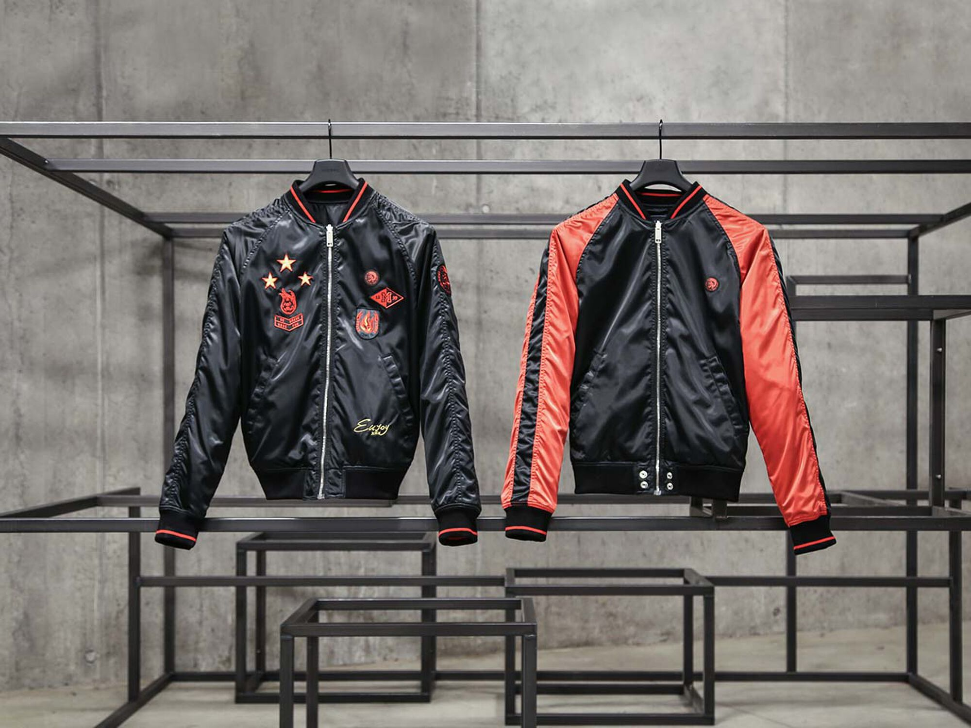 DIESEL X AC MILAN SPECIAL COLLECTION