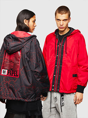 LCP-AKI-CASA, Red - Jackets
