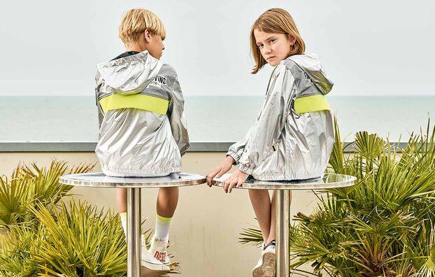 JMATISE, Silver - Jackets