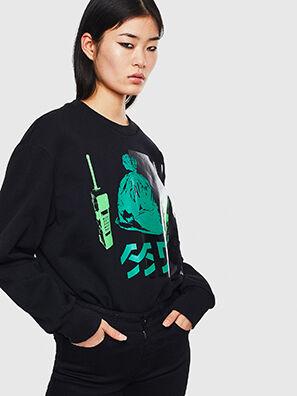 S-BIAY-S1, Black - Sweaters