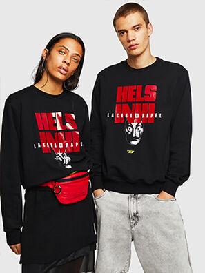 LCP-S-GIRK-HELSINKI, Black - Sweaters