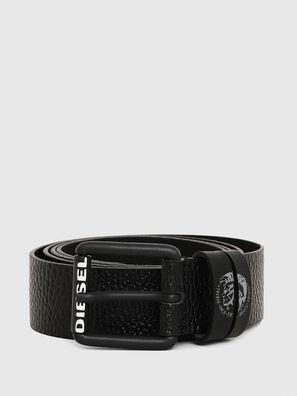 B-LAMON II, Black - Belts