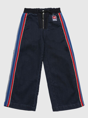 PDERIN JOGGJEANS, Dark Blue - Pants