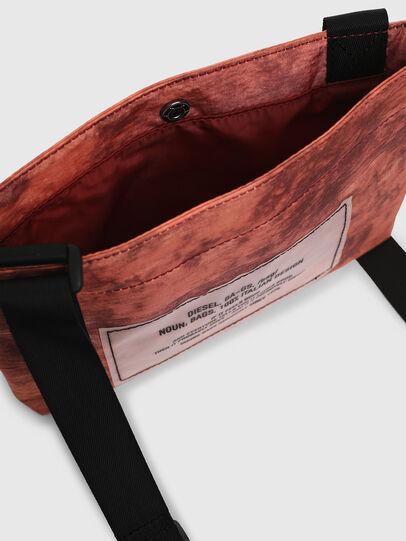 Diesel - CROPAK, Red - Crossbody Bags - Image 4