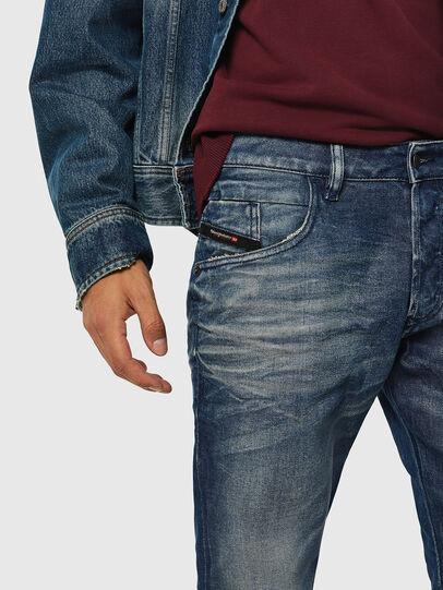Diesel - D-Bazer 0090D, Medium blue - Jeans - Image 3