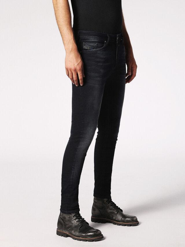 Diesel - Spender JoggJeans 0686F, Dark Blue - Jeans - Image 4