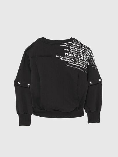 Diesel - SAYALA, Black - Sweaters - Image 2