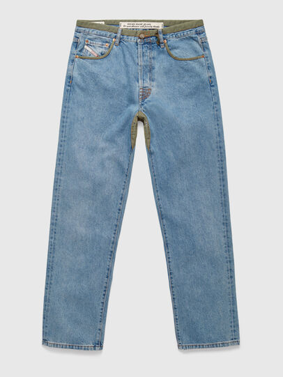 Diesel - DxD-P2 0CBBI, Light Blue - Jeans - Image 1
