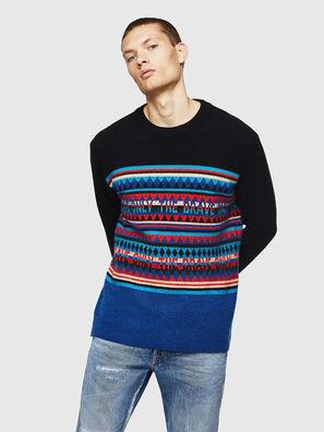 K-MICROP, Black - Knitwear