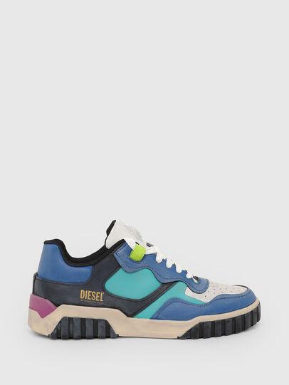 Diesel - S-RUA LOW SK, Blue - Sneakers - Image 1