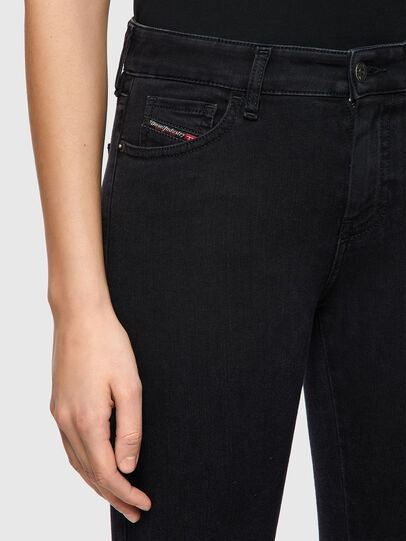 Diesel - Slandy 069VW, Black/Dark grey - Jeans - Image 4