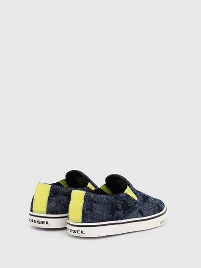 Diesel - SN SLIP ON 01 LC CH, Blue - Footwear - Image 3