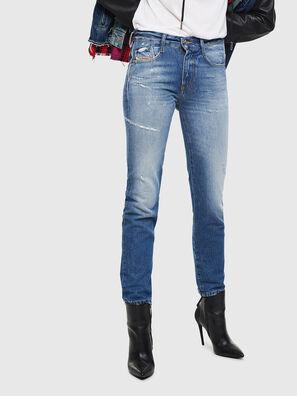 D-Rifty 0097B, Medium blue - Jeans
