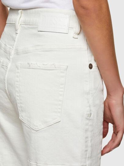 Diesel - D-Reggy 009UL, White - Jeans - Image 4
