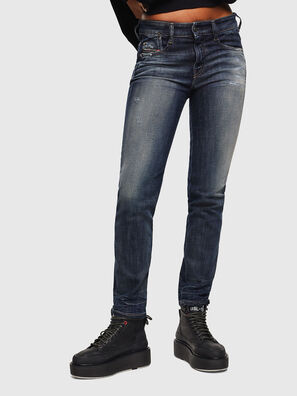 D-Rifty 0096U, Dark Blue - Jeans