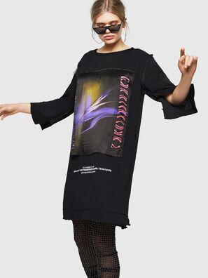 D-PAIGEST, Black - Dresses