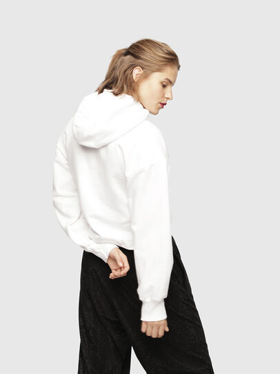 Diesel - F-DINIE-A, White - Sweaters - Image 2
