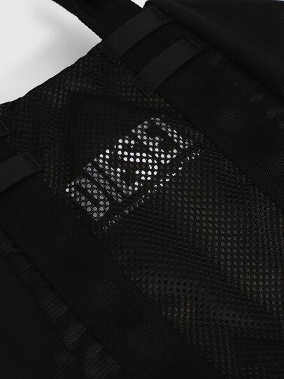 Diesel - D-CAGE SHOPPER, Black - Shopping and Shoulder Bags - Image 5