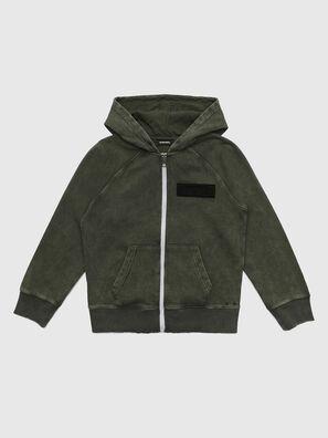 SGIMHOODZIP, Military Green - Sweaters