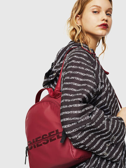 Diesel - F-BOLD BACK FL, Red - Backpacks - Image 6