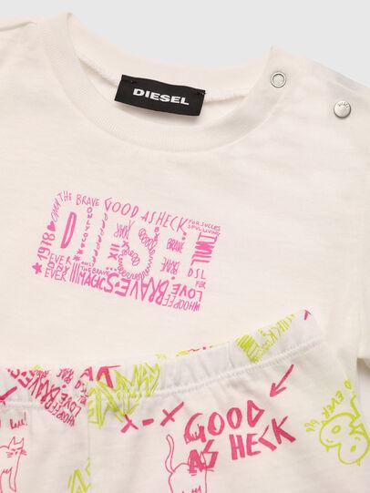 Diesel - SILLIN-SET-NB, White/Pink - Jumpsuits - Image 3