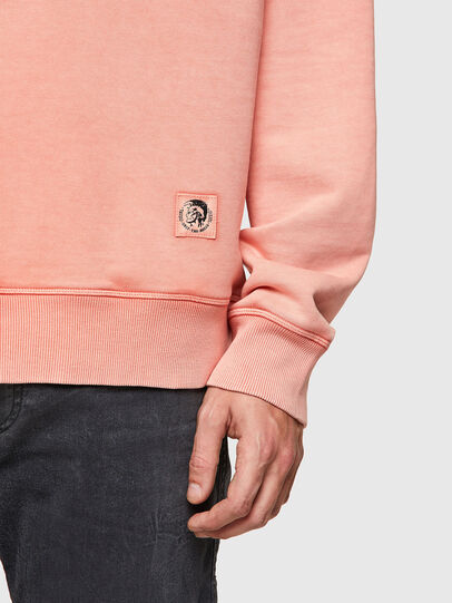 Diesel - S-GIRK-MOHI-B1, Pink - Sweaters - Image 4