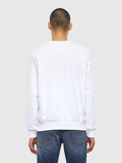 Diesel - S-GIRK-K14, White - Sweaters - Image 2