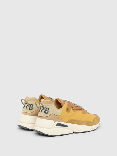 Diesel - S-SERENDIPITY LC, Light Brown - Sneakers - Image 3