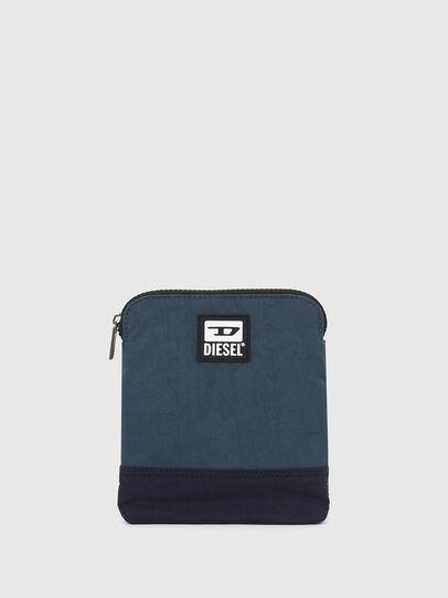 Diesel - VYGA, Blue - Crossbody Bags - Image 1
