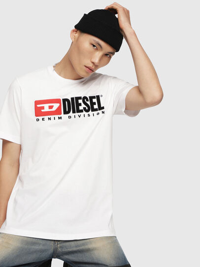 Diesel - T-JUST-DIVISION,  - T-Shirts - Image 1