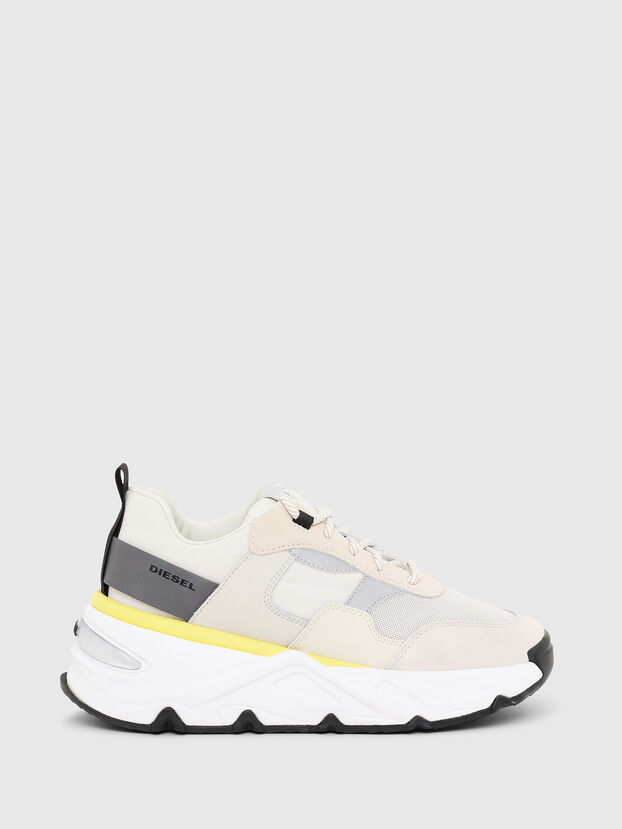 S-HERBY LOW, Multicolor/White - Sneakers