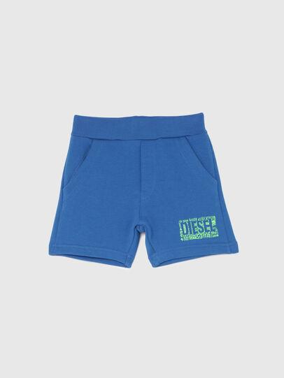 Diesel - POSTYB, Blue - Shorts - Image 1