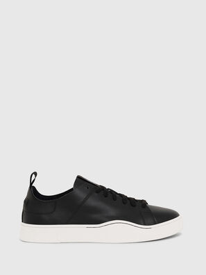 S-CLEVER LS, Black - Sneakers