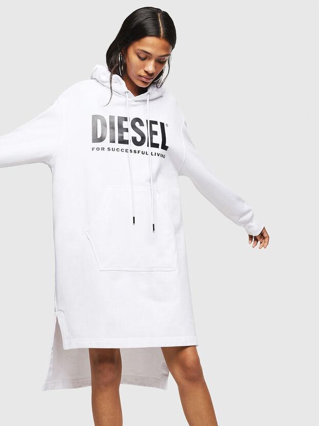 D-ILSE-T, White - Dresses
