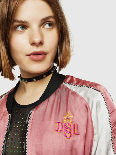 Diesel - G-IOIO-A, Black - Jackets - Image 8