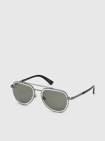 Diesel - DL0266,  - Sunglasses - Image 2