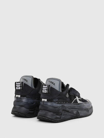 Diesel - S-BRENTHA DEC, Black - Sneakers - Image 3