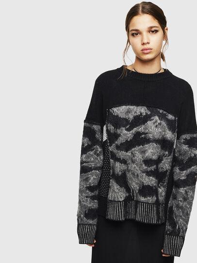 Diesel - M-POST,  - Knitwear - Image 1