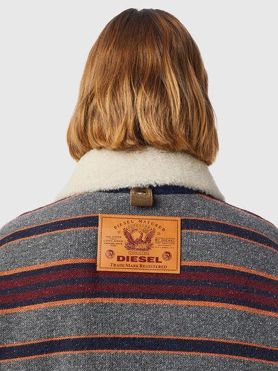 Diesel - DE-FUBY-SP, Medium blue - Winter Jackets - Image 5