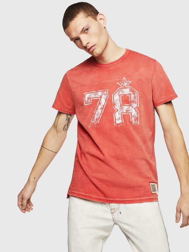 T-DIEGO-CUT-AB,  - T-Shirts