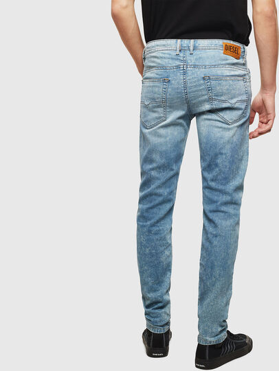 Diesel - Thommer JoggJeans 069LK, Light Blue - Jeans - Image 2