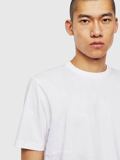 Diesel - T-TOMI, White - T-Shirts - Image 3