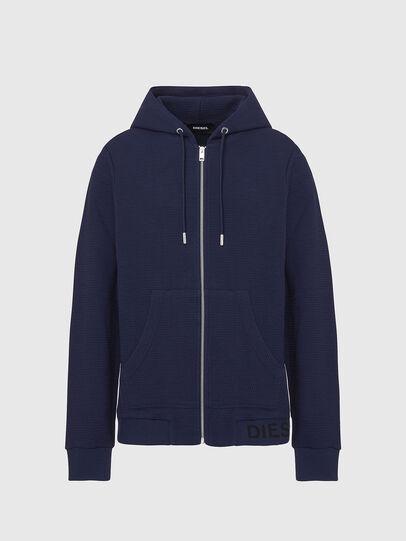 Diesel - S-ELECTRUM, Night Blue - Sweaters - Image 1