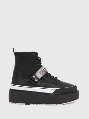 H-SCIROCCO STRAP, Black - Sneakers