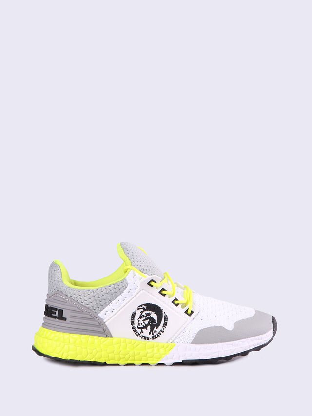 SN LOW 23 MOHICAN CH, White/clear grey