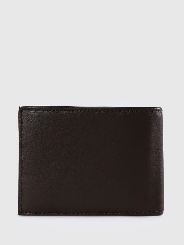 Diesel - HIRESH XS, Dark Brown - Small Wallets - Image 2