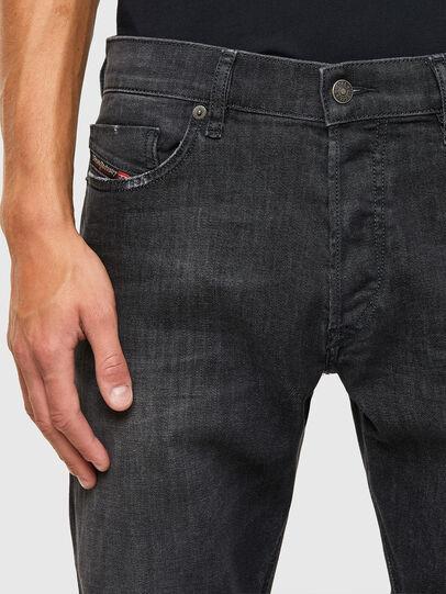 Diesel - Tepphar 082AS, Black/Dark grey - Jeans - Image 3