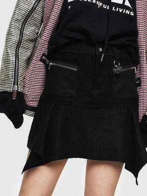 O-BRYEL-A, Black - Skirts