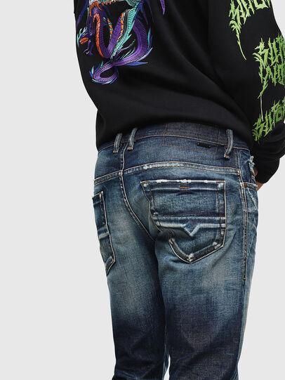 Diesel - Thommer 0092I, Dark Blue - Jeans - Image 4