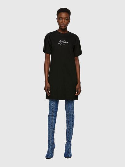 Diesel - D-RIO, Black - Dresses - Image 4